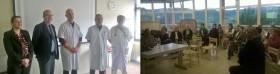 Chirurgie ambulatoire: prothèse du genou et ligature des artères hémorroïdaires sous contrôle Doppler